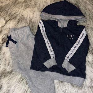 Baby Boy 2 piece Sweatsuit